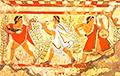Ученые нашли тайные изображения на картинах древних этрусков