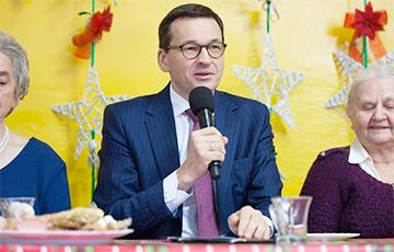 Премьер-министр Польши: Моя семья родом из-под белорусской Дисны