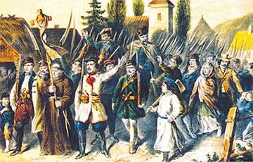 У гэты дзень у 1863 годзе на тэрыторыі Беларусі пачалося паўстаньне Каліноўскага