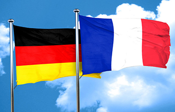 "France, Germany and Poland Urge Minsk to ""Respect the Will of Belarusians"