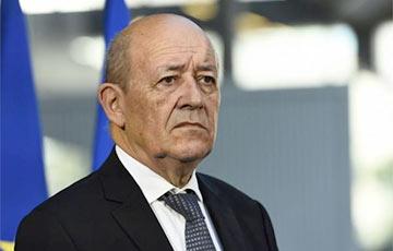 МЗС Францыі прапанавала ўвесці дзейсныя санкцыі праз Навальнага