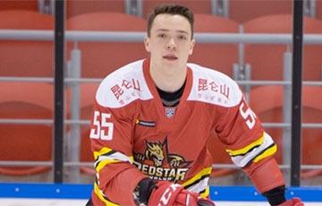 Белорусский хоккеист Воробей перешел в финский «Пеликанс»