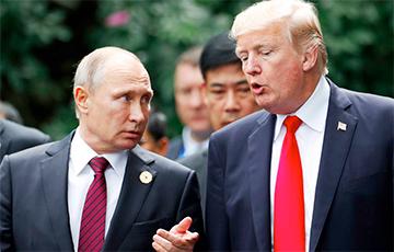 Трамп водит Путина за нос