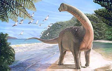 Палеонтологи заявили, что впервые наши ДНК динозавра