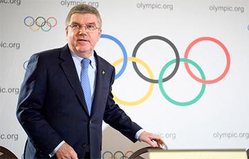 Глава МОК Томас Бах заявил о санкциях против белорусских властей из-за дела Тимановской