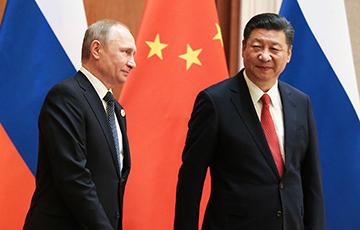 «Закадычные друзья» Путин и Cи Цзиньпин оказались в трудном положении