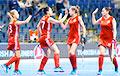 Сборная Беларуси победила на чемпионате Европы по индор-хоккею среди женщин