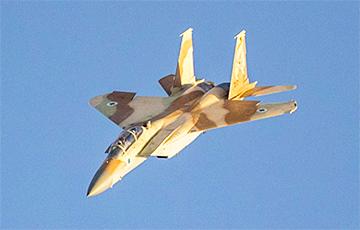 Израильская авиация нанесла новые удары по боевикам в секторе Газа