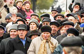Расейскія пенсіянеры выявіліся галоўнай ахвярай «банкаў-пыласосаў»