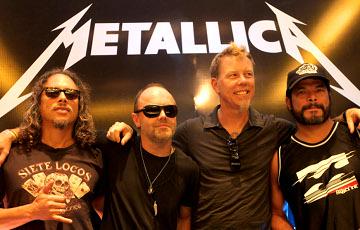 Metallica запустила на YouTube еженедельную серию концертов