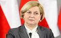 Полька Анна Фотыга вошла в экспертную «группу мудрецов» для разработки реформы НАТО