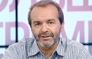 "Viktor Shenderovich: It's ""Detonated"" In Belarus"