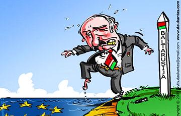Блокировка «Хартии» стала холодным душем для лоббистов Лукашенко