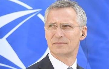 Генсек НАТО: Я приветствую санкции союзников НАТО и ЕС против режима Лукашенко0