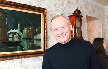 FILM. Uladzimir Niakliayeu: I And Lukashenka Do Not Get Along