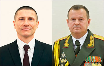 Who is undermining the Belarusian national security in the reality?