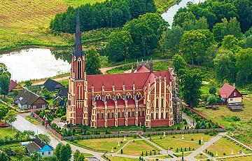 Топ-5 самых старых храмов в Беларуси