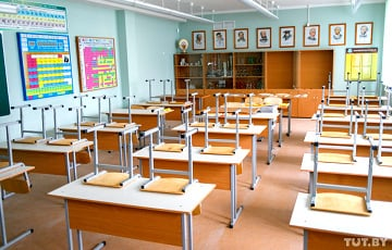 В минских школах выявили новые очаги коронавируса