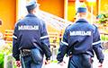 В Браславе поймали пьяного лже-милиционера в форме