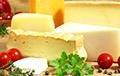 А пирожное и сыр при чем