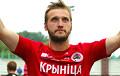 Белорусский вратарь эмоционально обратился к спортсменам в связи с протестами
