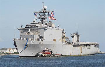 США получили доступ к двум портам Омана