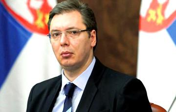 Президент Сербии пройдет полиграф из-за обвинений в связях с мафией