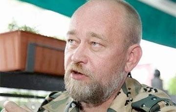 Владимир Рубан выехал из Украины