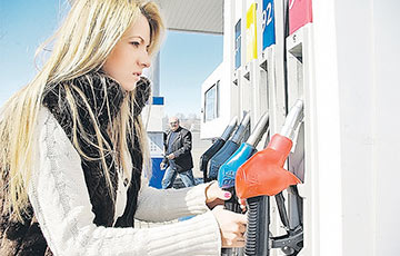 Подорожание бензина ускорит рост цен в Беларуси