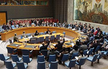 Украина обратилась в Совбез ООН из-за решения России