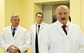 """""""Doctors Are Smart People"""". The Doctor Cuts Lukashenka to Size"""