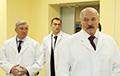 Лукашенко стало плохо
