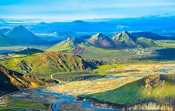 Ученые: Исландия – часть затонувшего континента