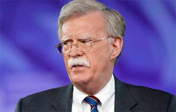 Джон Болтон: У армии Венесуэлы есть возможность сделать правильный выбор
