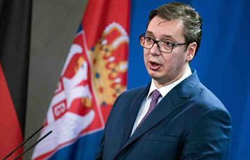 В Сербии проводят расследование о прослушивании президента Вучича