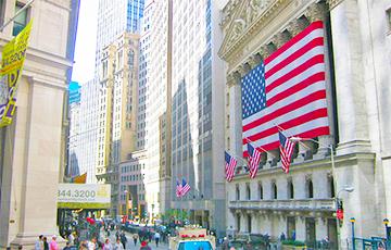 Экономика США в третьем квартале выросла на 7,4%