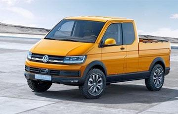 Топ-10 самых необычных пикапов Volkswagen в истории