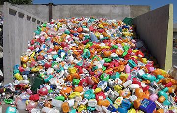 У Эстоніі будуць рабіць паліва з пластыкавых адкідаў