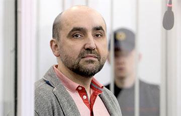 На свободу вышел бизнесмен Александр Кнырович