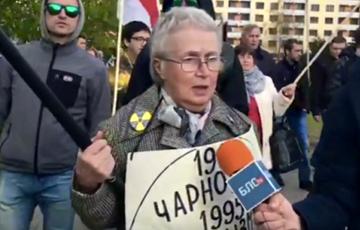 Nina Bahinskaya: We Must Protect Belarusian Nation - Charter'97 :: News from Belarus - Belarusian News - Republic of Belarus - Minsk