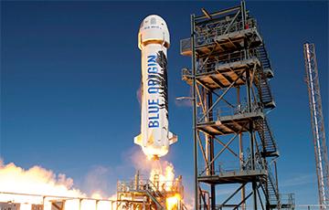 Основатель Amazon Джефф Безос отправляется в космос: прямая трансляция