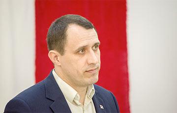 Павел Северинец вскрыл вены в знак протеста против пыток