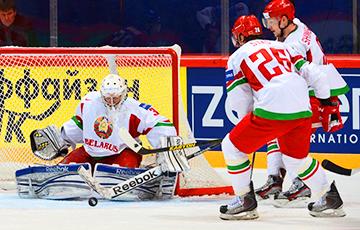 Захаров обвинил Ника Бэйлена в привозе половины шайб на ЧМ-2021