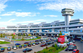 Аэропорт в Минске заполонили беженцы