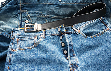В Беларуси запретили продавать мужские джинсы0