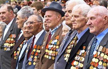 Ветеранов ВОВ в Беларуси уже менее 7500