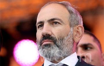 Пашынян: Гэта абвешчаная супраць Рэспублікі Арменія вайна