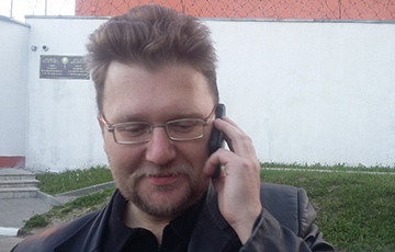 Максим Винярский: Омоновцы 10 часов гонялись за мной по Минску