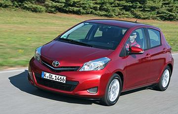 Названы автомобили с наиболее низким потреблением топлива