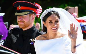 СМИ: Принц Гарри подарил жене кольцо принцессы Дианы